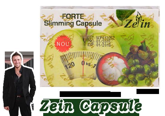 capsule zein pentru slabit 20 bucati zinatat)